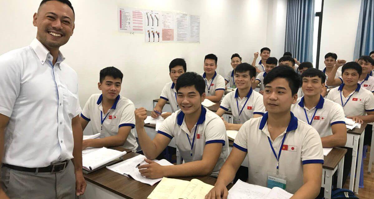 ジャパネクション・インターナショナルのベトナムでの取り組み風景